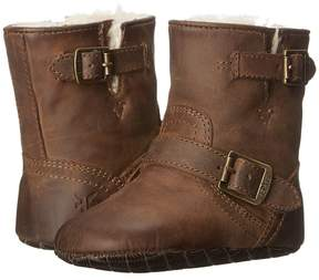 Frye Engineer Bootie Shearling (Infant/Toddler)