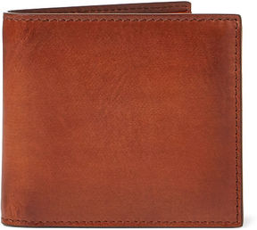Ralph Lauren Hand-Burnished Vachetta Wallet