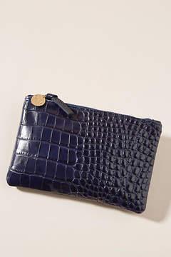 Clare Vivier Textured Wallet Clutch