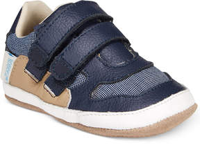 Robeez Jaime Sneakers, Baby Boys (0-4) & Toddler Boys (4.5-10.5)