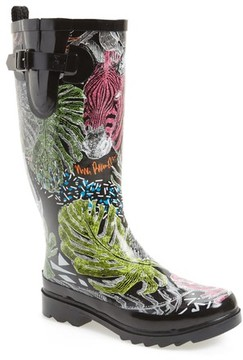 Sakroots Women's 'Rhythm' Waterproof Rain Boot