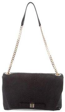 Kate Spade Leather Shoulder Bag - ANIMAL PRINT - STYLE