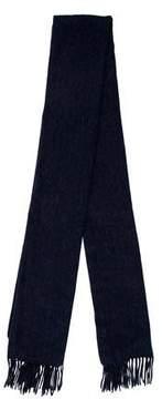 Rag & Bone Merino Wool Pinstripe Scarf w/ Tags