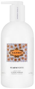 Claus Porto Banho Citron Verbena Liquid Soap