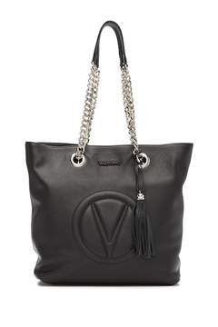 Mario Valentino Valentino By Marylin Leather Shoulder Bag