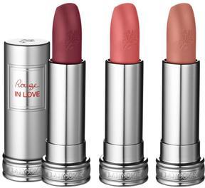 Lancôme Rouge in Love Lipstick Trio