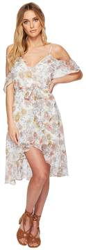 J.o.a. Cold Shoulder Dress Women's Dress