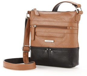 Co Stone & Lydia Leather Crossbody Bag