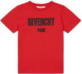 Givenchy Classic Logo Motif T-Shirt