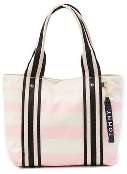 Tommy Hilfiger Shopper Striped Tote