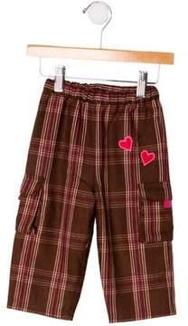 Jacadi Girls' Wool-Blend Pants