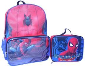 Spiderman Kohl's Kids Marvel Backpack & Lunch Bag Set