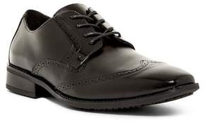 Stacy Adams Adler Slip-Resistant Wingtip Derby