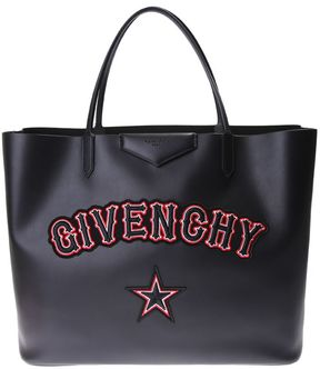Givenchy Antigona Large Shopping Bag With Logo