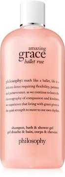 Philosophy Amazing Grace Ballet Rose Shampoo, Bath & Shower Gel - Only at ULTA