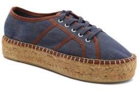 Kensie Espadrille Raffia Shoes