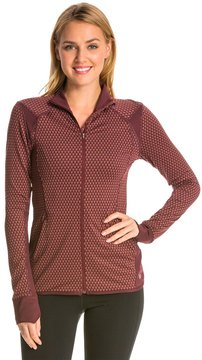 Asics Women's FitSana Jacquard Full Zip Jacket - 8128860