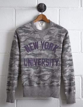 Tailgate Men's NYU Camo Sweatshirt