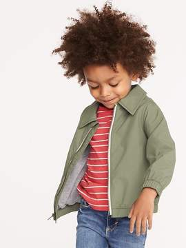 Old Navy Jersey-Lined Nylon Jacket for Toddler Boys