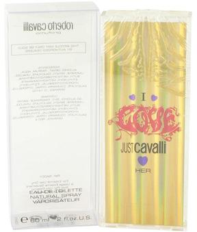 I Love Her by Roberto Cavalli Eau De Toilette Spray for Women (2 oz)
