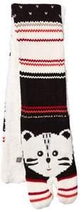 Catimini Tiger Knit Scarf