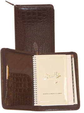 Scully Weekly Planner Croco 5045Z