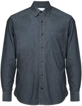 Cerruti classic chambray shirt
