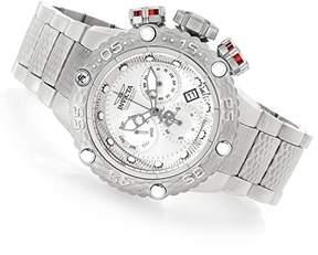 Invicta Subaqua Noma VI Quartz Chronograph Men's 50mm Stainless Steel Bracelet Watch (26647)