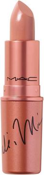 MAC Lipstick - Nicki Minaj - Nicki's Nude (soft corally peach)