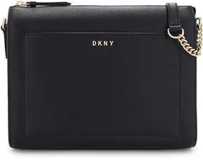 DKNY Sutton medium leather cross-body bag