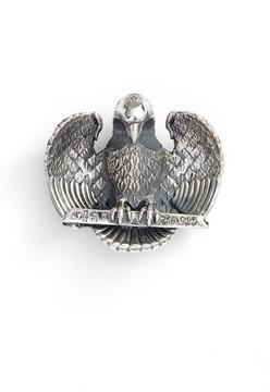 Konstantino Men's Heonos Two-Tone Eagle Pendant