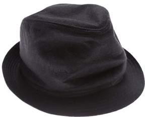 Paul Smith Men's Black Wool Hat.