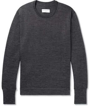Officine Generale Nina Merino Wool Sweater