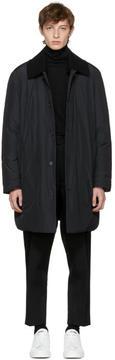Jil Sander Black Down Nippon Light Jacket