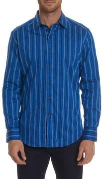 Robert Graham Carnoustie Long Sleeve Classic Fit Woven Shirt