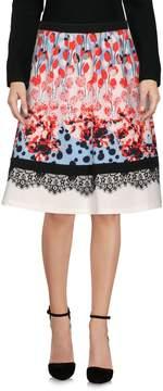 Fracomina Knee length skirts