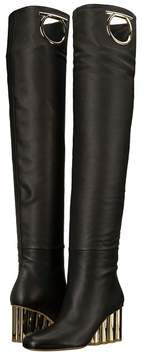 Salvatore Ferragamo Sestola Women's Dress Boots