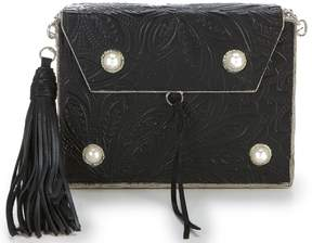 Sam Edelman Gianna Metal Mini Cross-Body Bag