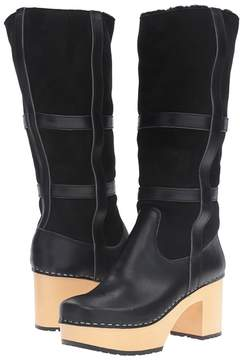 Swedish Hasbeens Hippie Boot Women's Pull-on Boots