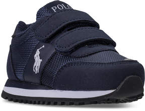 Polo Ralph Lauren Little Boys' Zaton Casual Sneakers from Finish Line