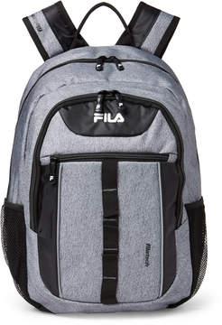Fila Grey Cosmic Laptop Backpack