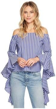 Bishop + Young Gigi Sleeve Detail Top Women's Clothing