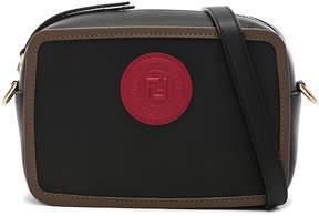 Fendi Mini Logo Emblem Camera Case