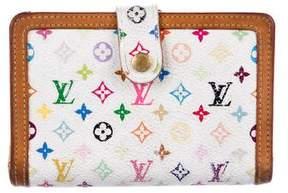 Louis Vuitton Multicolore French Purse Wallet