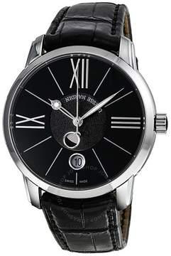 Ulysse Nardin Classico Luna Automatic Black Dial Moonphase Men's Watch