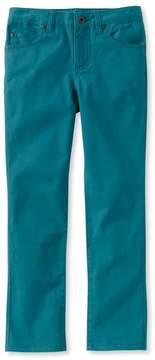 L.L. Bean L.L.Bean Girls' Stretch Twill Pants