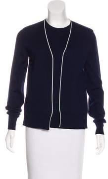 Celine Layered Wool Sweater