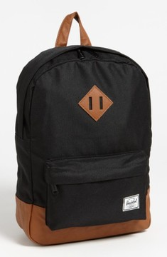 Herschel Supply Co. 'Heritage Mid Volume' Backpack - Black