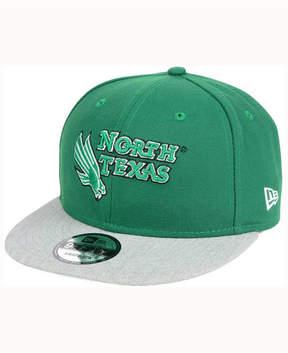 New Era North Texas Mean Green Mb 9FIFTY Snapback Cap