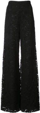 ADAM by Adam Lippes lace palazzo trousers
